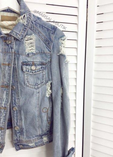 Kurtka jeansowa CLASSIC DENIM