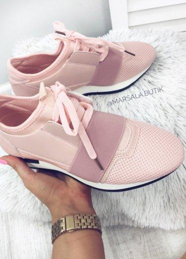 Buty STUFF - pink