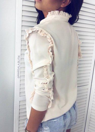 Bluzka TAMARA - beż