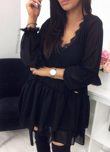 Sukienka  FIERA - czarna