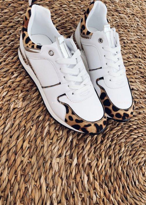 Adidasy WILDCAT białe