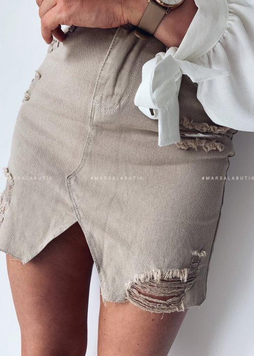 Skirt FRESH beige
