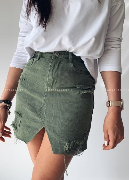 Skirt FRESH khaki