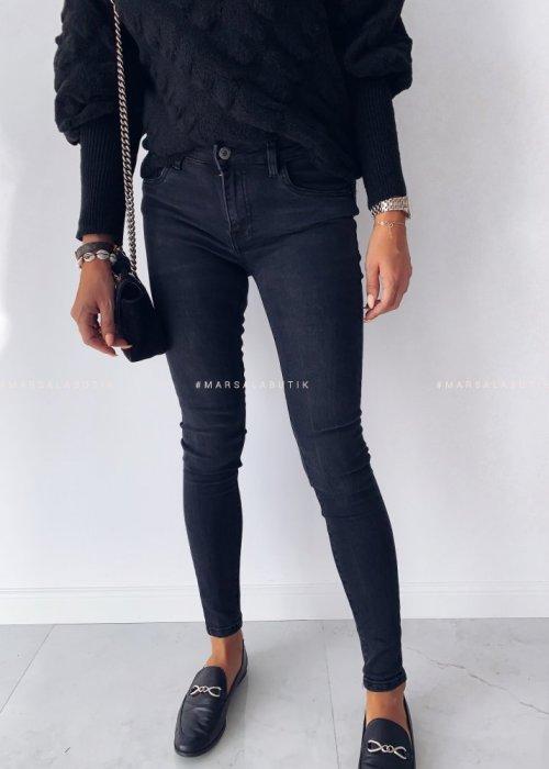 Spodnie jeansowe TOTALLY DARK