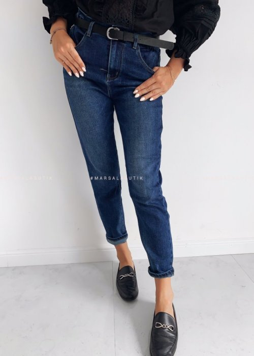 Trousers SAILOR NAVY BLUE