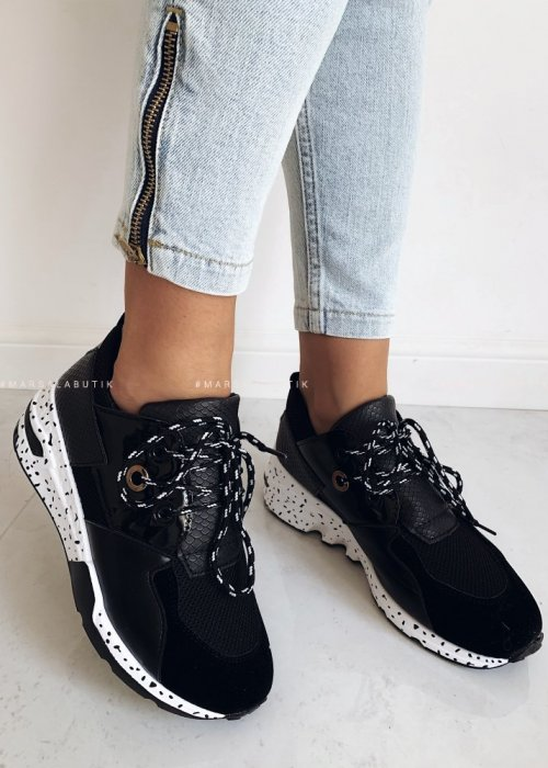 PERFECT MATCH BLACK sneakers
