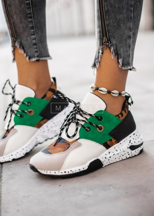 Adidasy PERFECT MATCH GREEN
