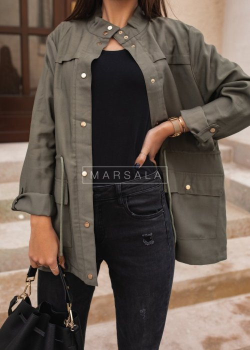 Light khaki jacket – ARCADY
