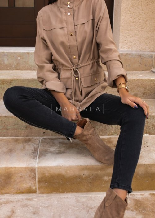 Light beige jacket – ARCADY