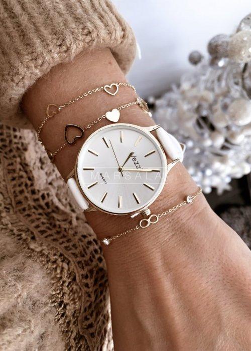Zegarek VEZZI biały