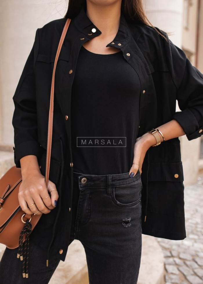 Light black jacket – ARCADY
