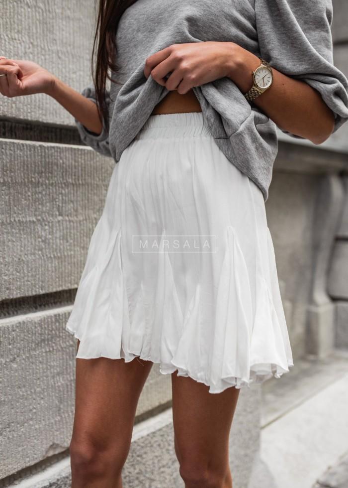 Skirt LITTLE OCEAN ecru