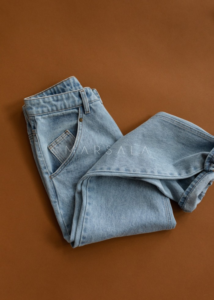 Mom jeans - JUST JEANS BY MARSALA